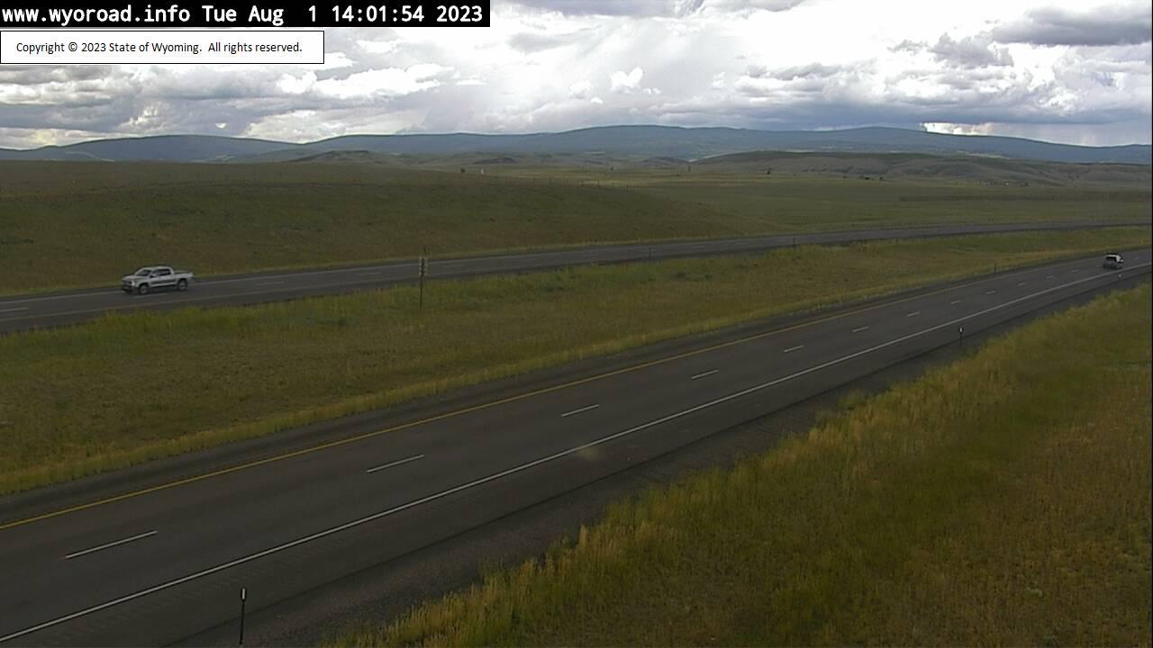 Laramie, Wyoming Sun. 14:03