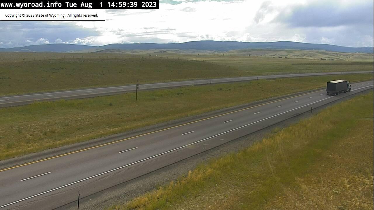Laramie, Wyoming Sun. 15:03