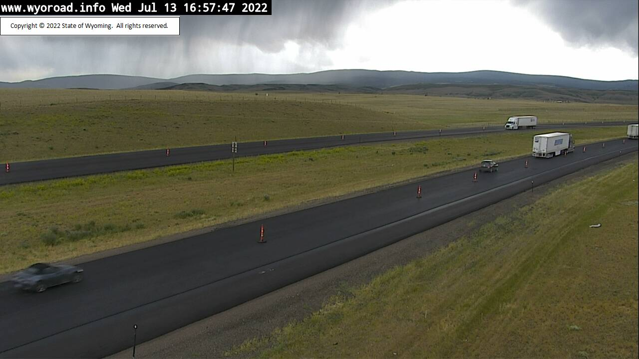 Laramie, Wyoming Sun. 17:03