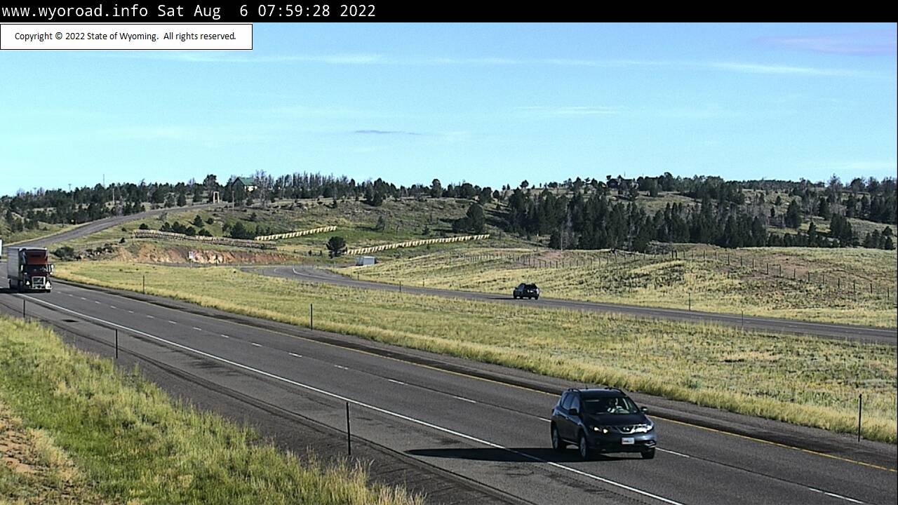 Laramie, Wyoming Thu. 08:04