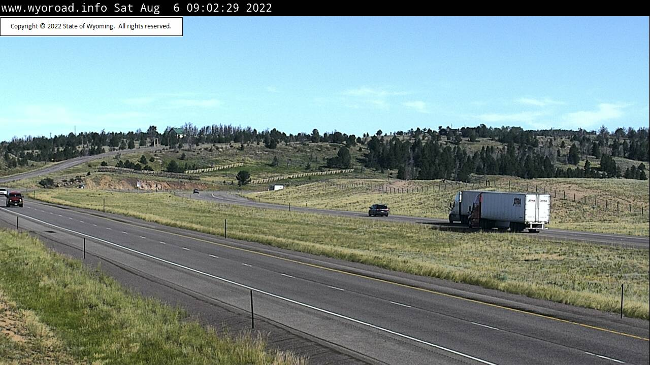 Laramie, Wyoming Thu. 09:04