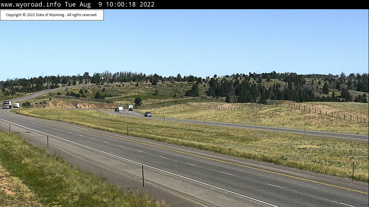 Laramie, Wyoming Thu. 10:04