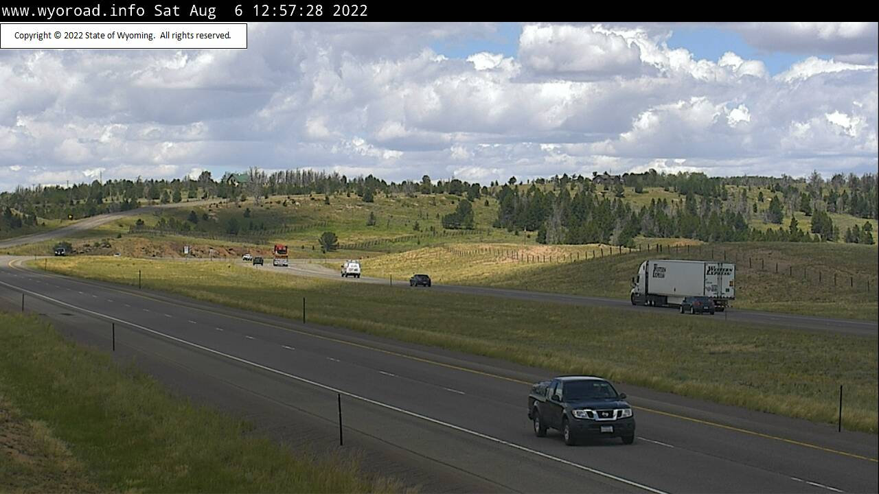 Laramie, Wyoming Thu. 13:04