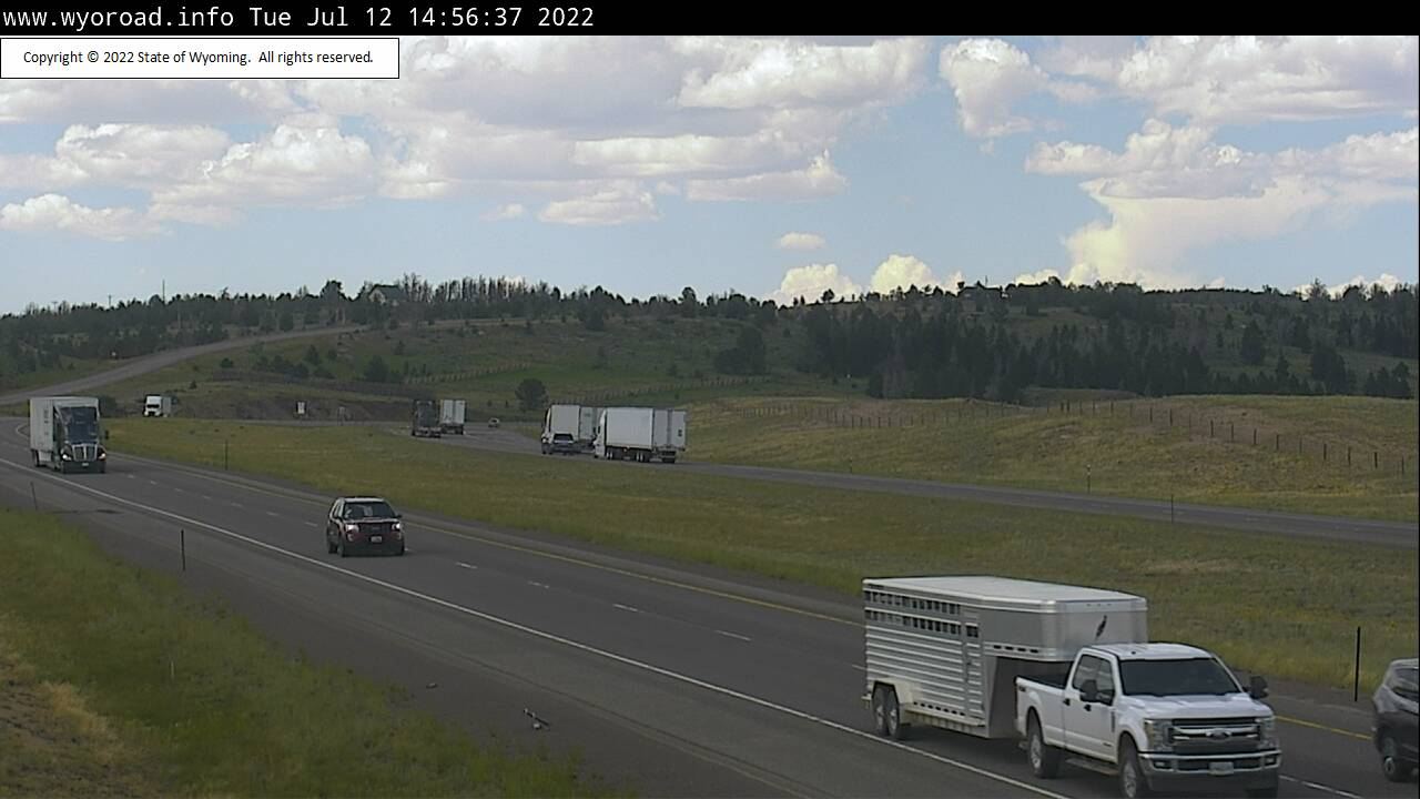Laramie, Wyoming Wed. 15:04