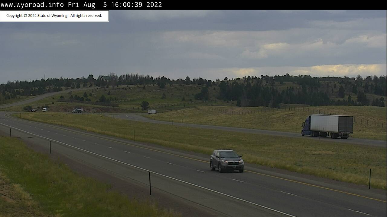 Laramie, Wyoming Wed. 16:04
