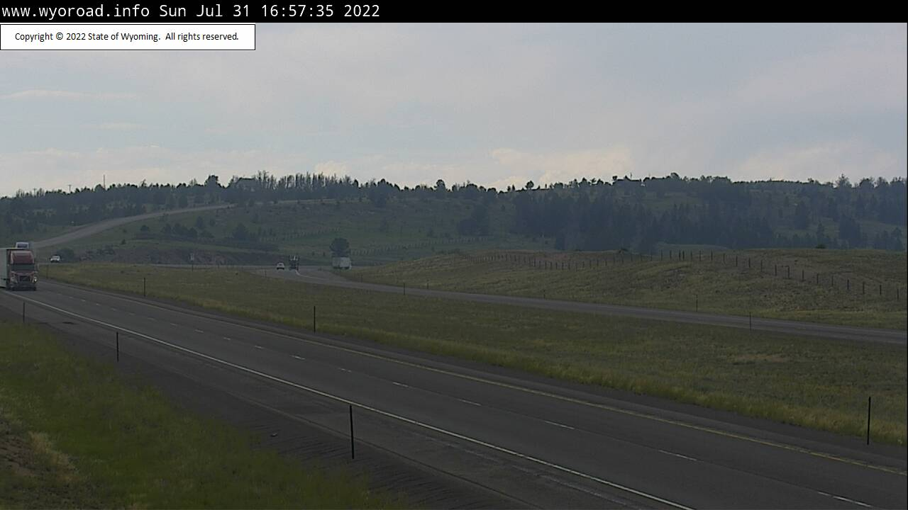 Laramie, Wyoming Wed. 17:04