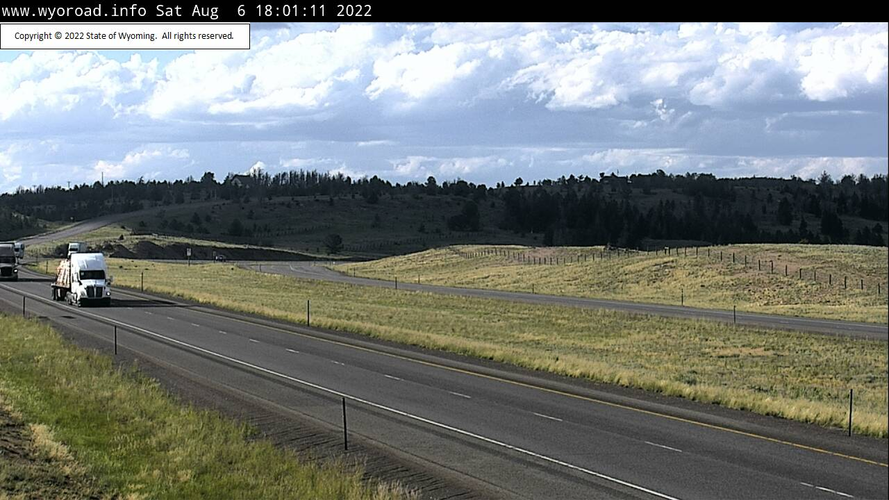 Laramie, Wyoming Wed. 18:04