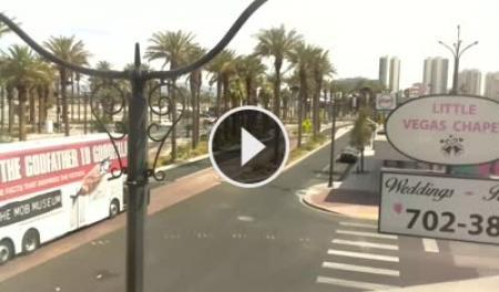 Live Cam Las Vegas Strip - The Stratosphere |Las Vegas Blvd Webcam