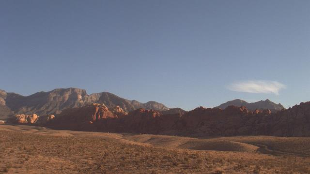 Las Vegas, Nevada Sun. 06:56