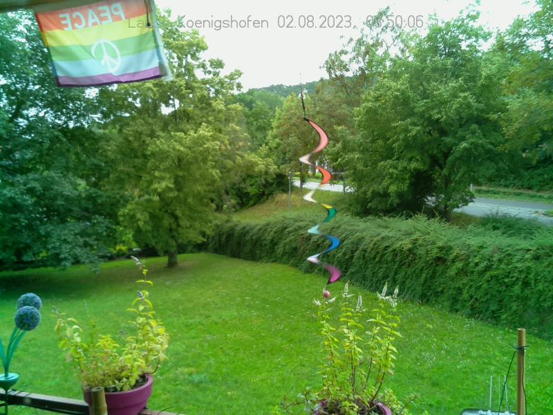 Lauda-Königshofen Mi. 08:52