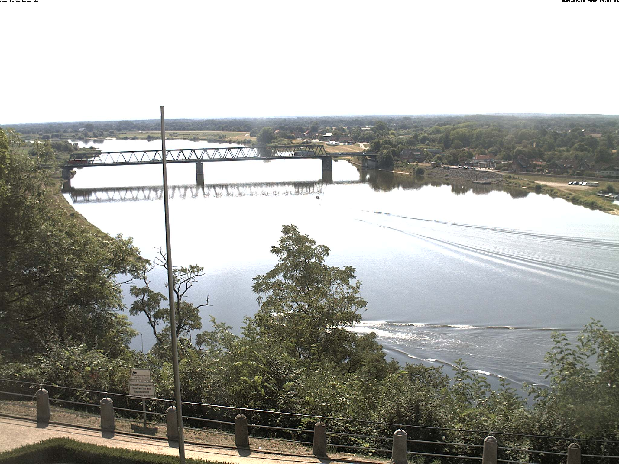 Webcams Elbe