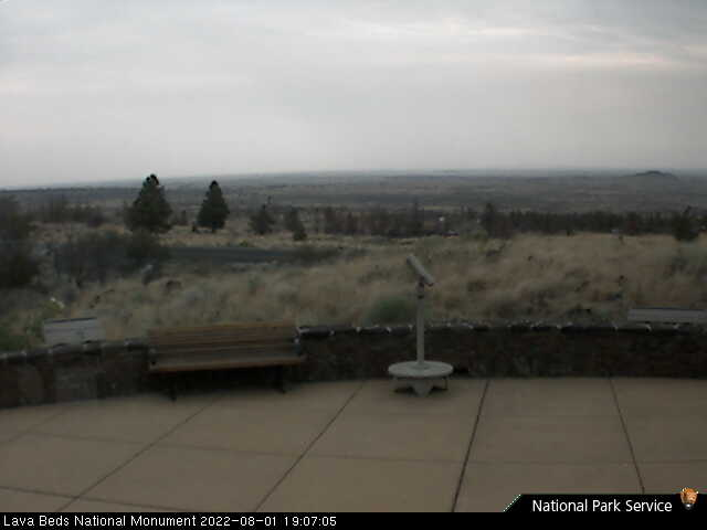 Lava beds national monument webcam