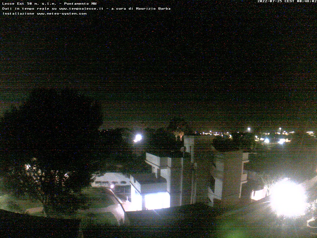 Lecce Wed. 00:50