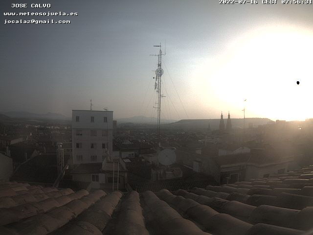 Logroño Sa. 07:57