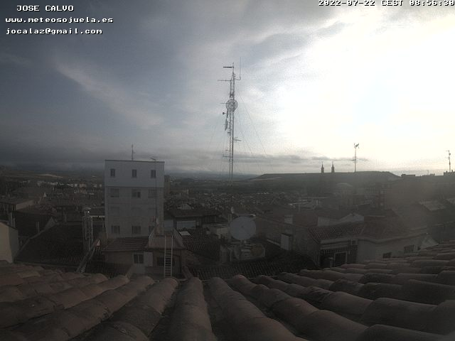 Logroño Sa. 08:57