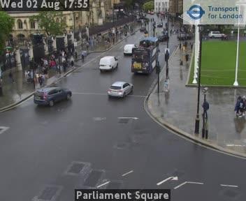 London Wed. 17:58