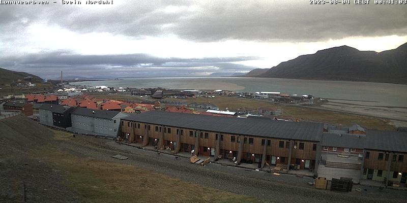 Longyearbyen (Spitsbergen) Sat. 00:54