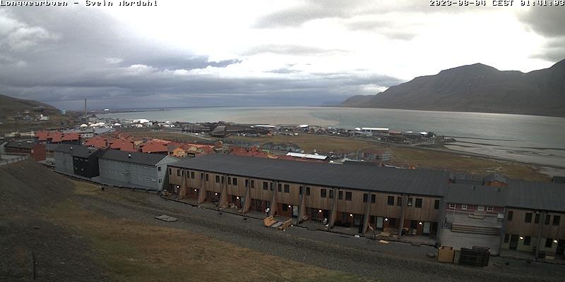 Longyearbyen (Spitsbergen) Sat. 01:54