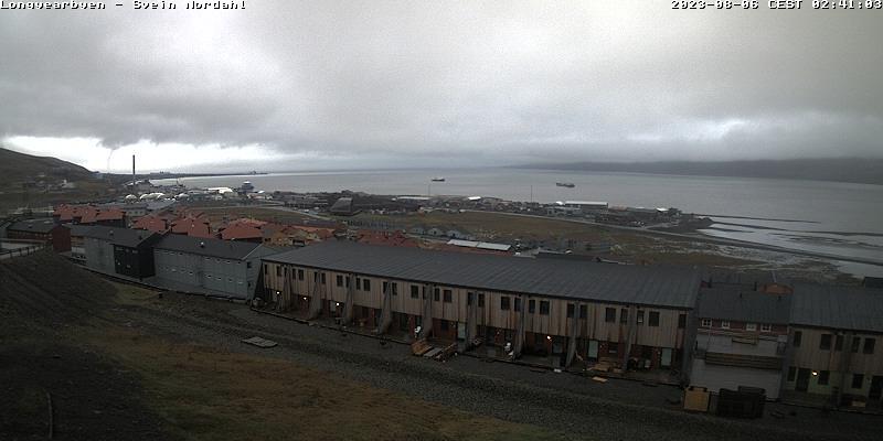 Longyearbyen (Spitsbergen) Sat. 02:54