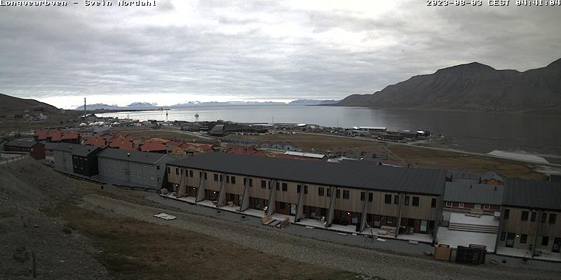 Longyearbyen (Spitsbergen) Sat. 04:54