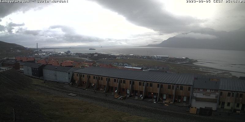Longyearbyen (Spitsbergen) Sat. 05:54