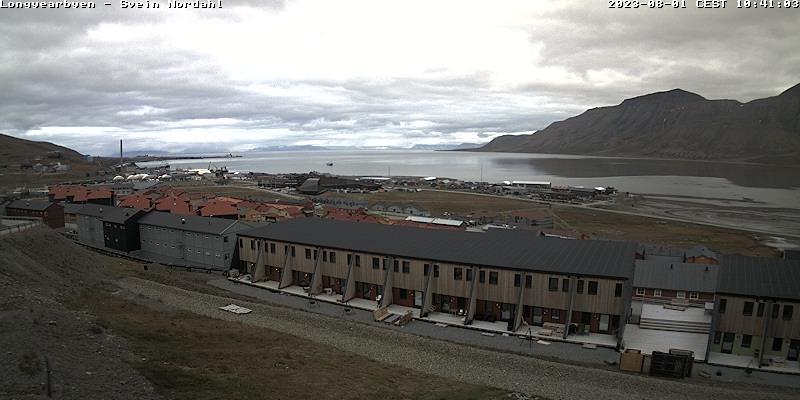 Longyearbyen (Spitsbergen) Sat. 10:54