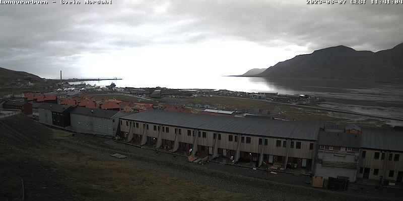 Longyearbyen (Spitsbergen) Sat. 11:54