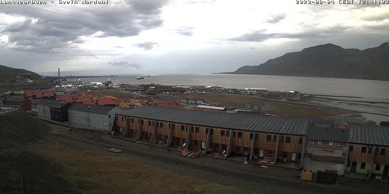 Longyearbyen (Spitsbergen) Sat. 12:54
