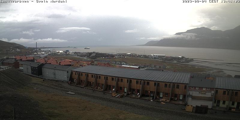 Longyearbyen (Spitsbergen) Sat. 13:54