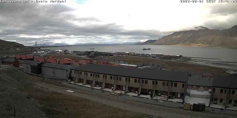 Longyearbyen (Spitsbergen) Fri. 15:54