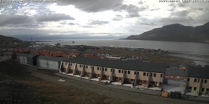 Longyearbyen (Spitsbergen) Fri. 16:54