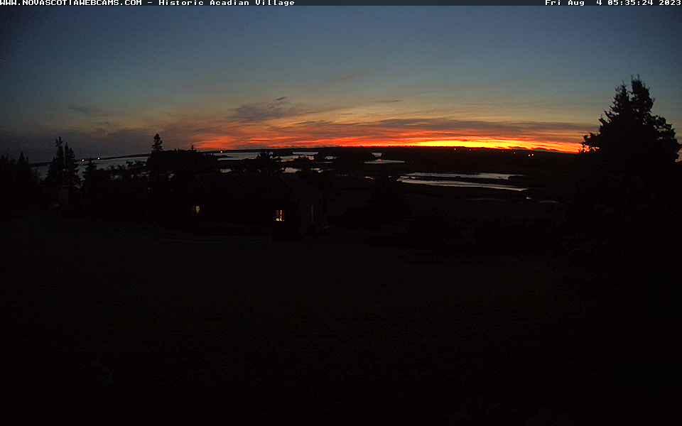 Lower West Pubnico Mi. 05:35