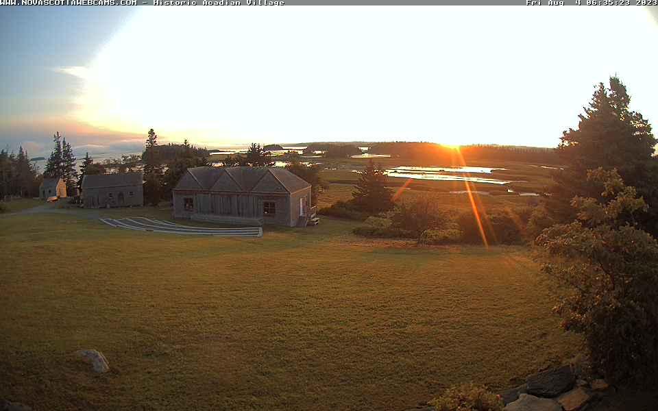Lower West Pubnico Mi. 06:35
