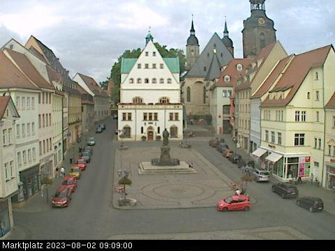 Lutherstadt Eisleben So. 09:09