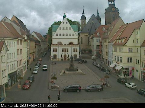 Lutherstadt Eisleben So. 11:09
