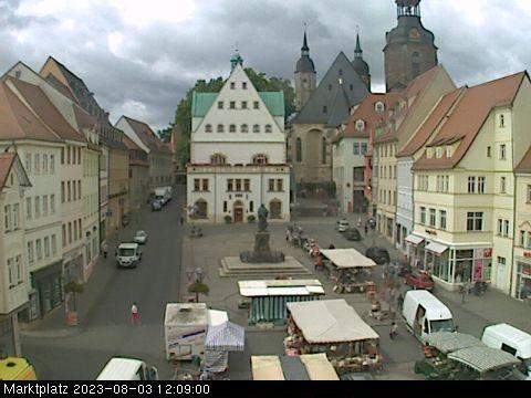 Lutherstadt Eisleben So. 12:09