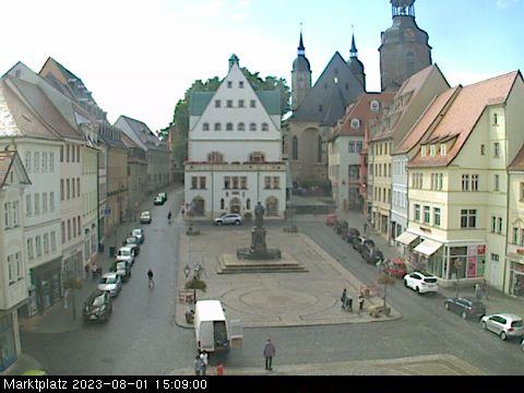 Lutherstadt Eisleben So. 15:09