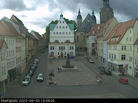 Lutherstadt Eisleben So. 18:09