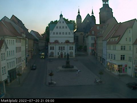 Lutherstadt Eisleben So. 21:09