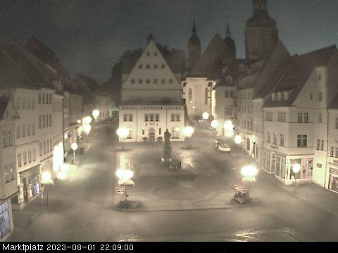 Lutherstadt Eisleben So. 22:09
