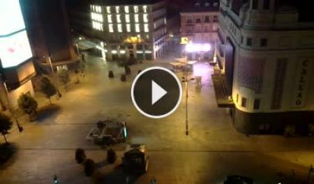Webcam madrid piazza del callao - Webcam puerta del sol ...