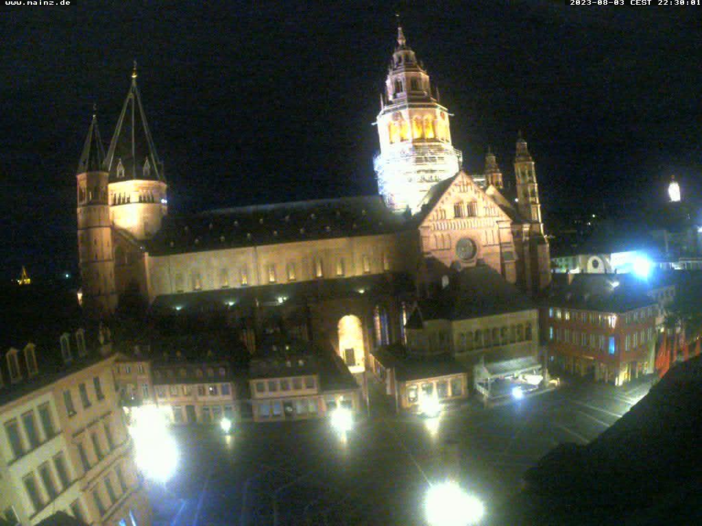 Webcam Mainzer Dom