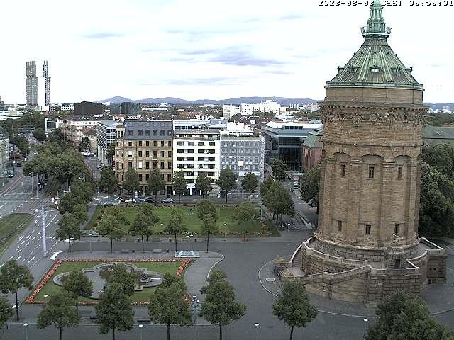 Mannheim Webcam