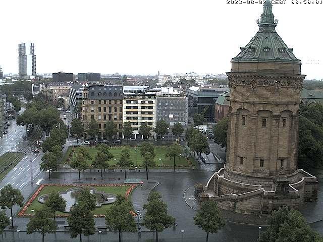 Mannheim Thu. 08:54