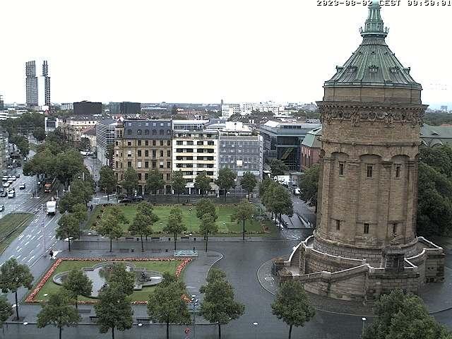 Mannheim Thu. 09:54