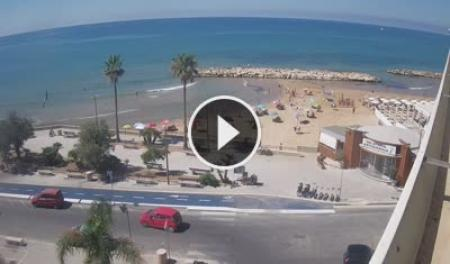 Cantinita marina di ragusa webcam