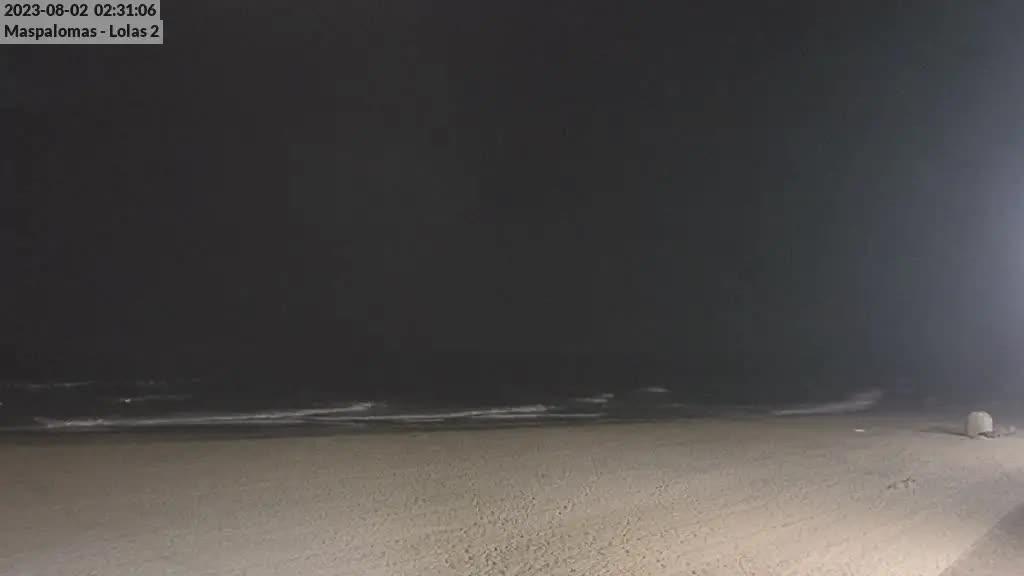 Maspalomas (Gran Canaria) Fri. 02:35