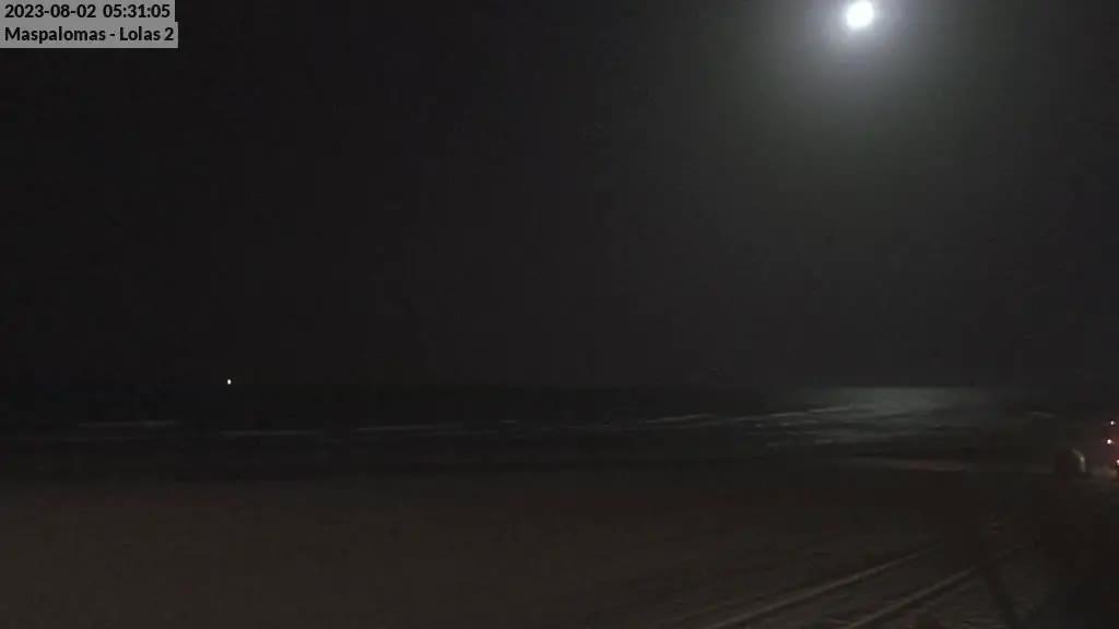 Maspalomas (Gran Canaria) Fri. 05:35