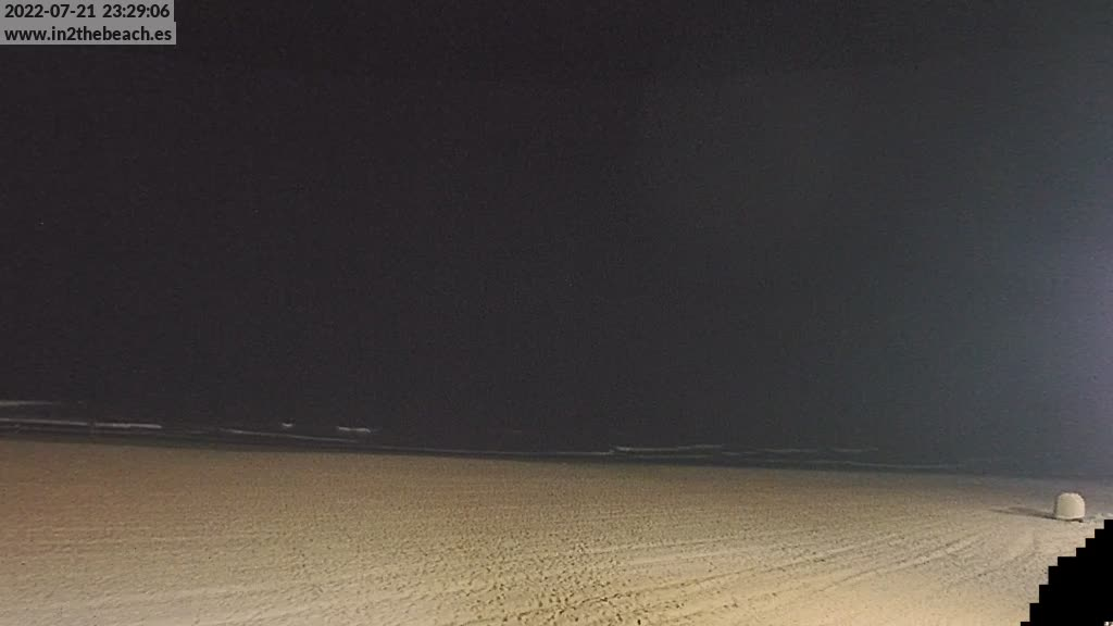 Maspalomas (Gran Canaria) Fri. 23:35