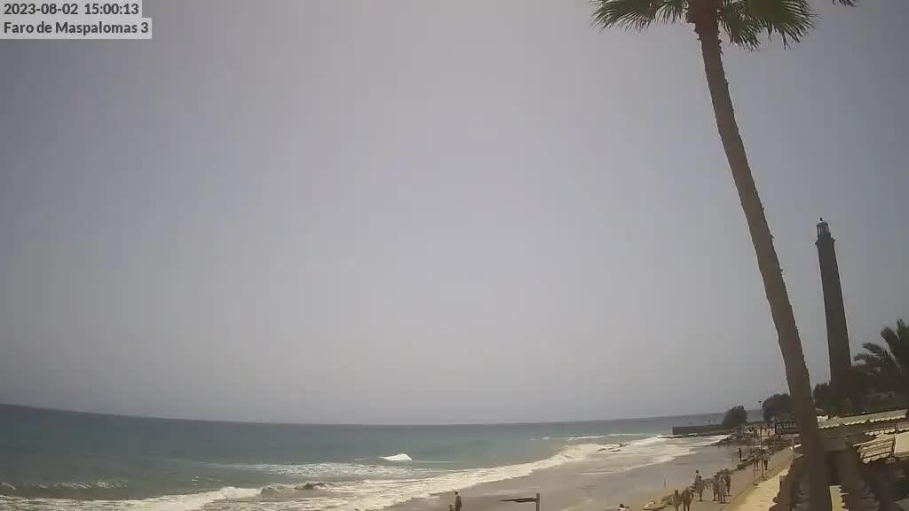 Maspalomas (Gran Canaria) Tue. 15:35